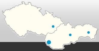gastrorex - mapa