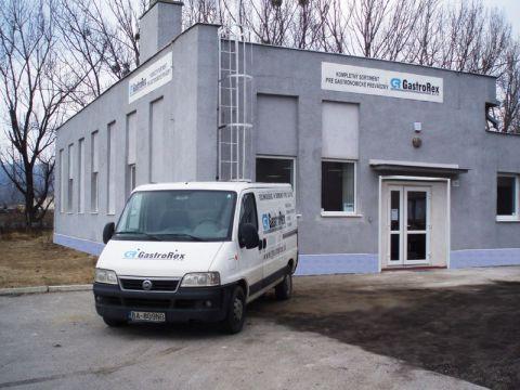 GastroRex s.r.o., pobočka Košice