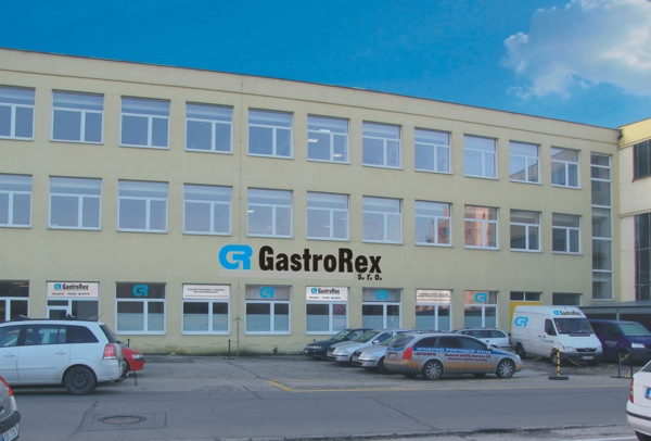 GastroRex s.r.o., pobočka Praha