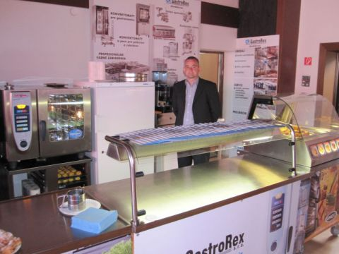 GastroRex s.r.o., pobočka Zlín