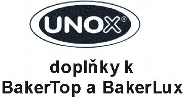 Doplňkové zařízení a příslušenství pecí BakerTop a BakerLux