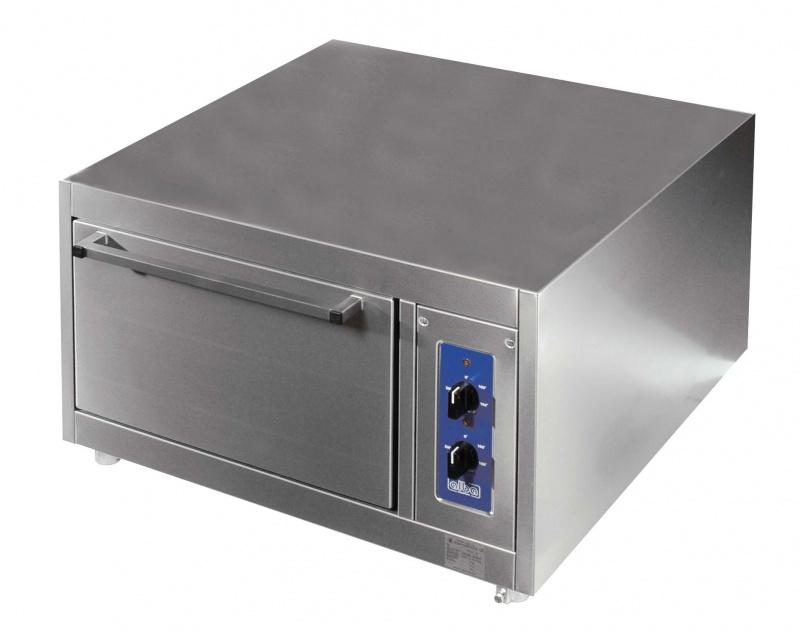 Elektrické pece jednoetážové, jednotrúbové