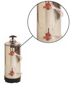Manuální změkčovače vody