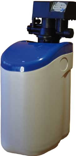 Poloautomatické a automatické změkčovače vody
