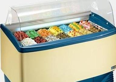 Zmrzlinové pulty