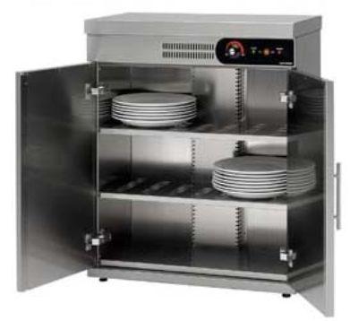 Ohřívače talířů
