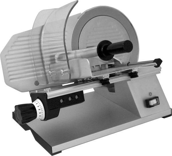Vertikální nářezové stroje se šnekovým převodem