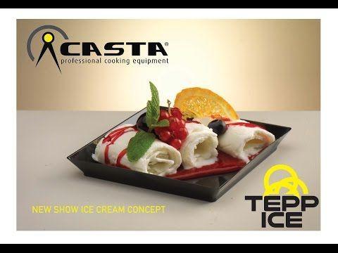 Zmrzlinové stroje, Tepp-Ice
