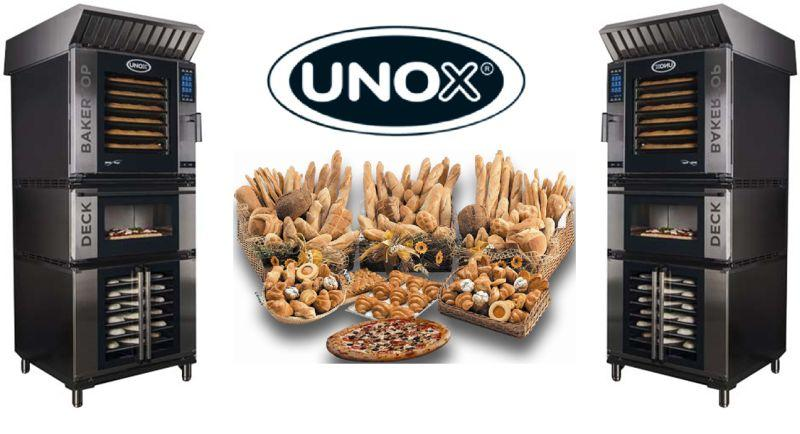 Pekárske a cukrárske pece UNOX