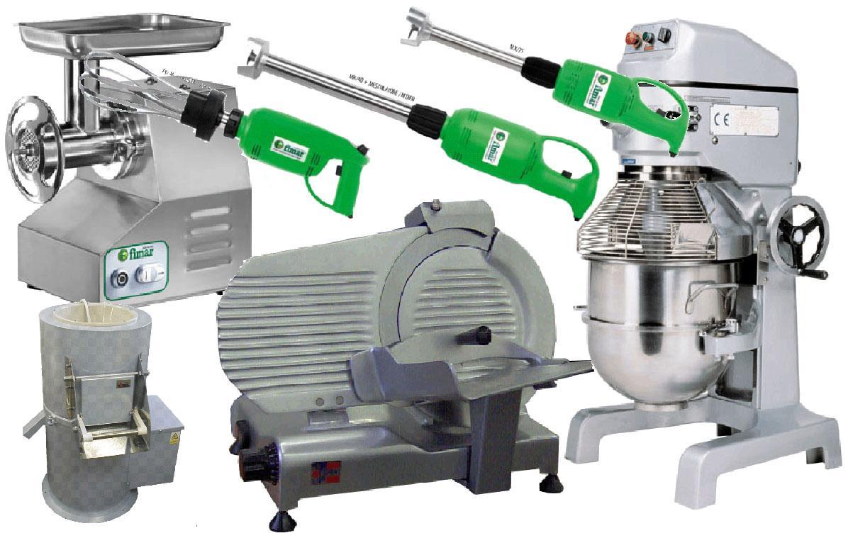 Kuchyňské stroje