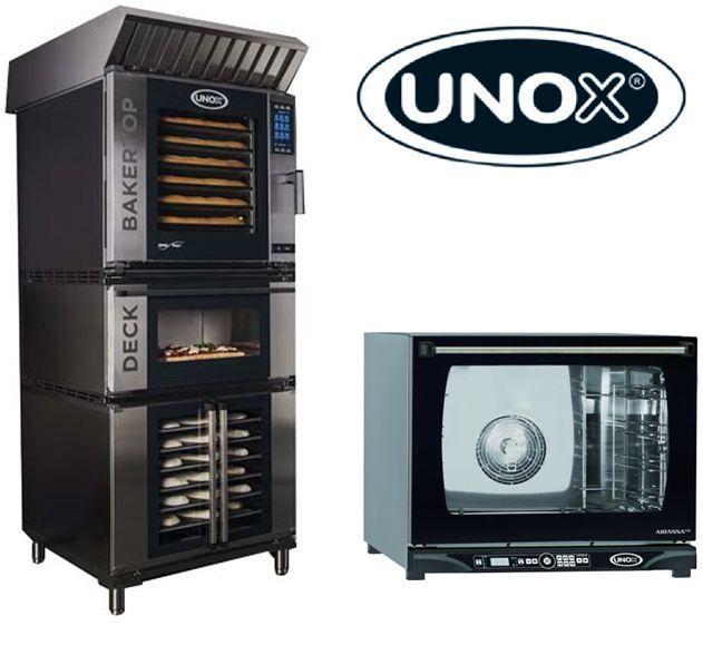 Konvekčné pece pekárenské a cukrárske UNOX