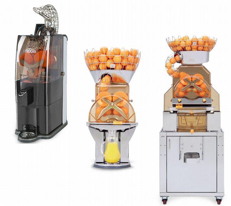 Odšťavovače pomarančov CITROCASA