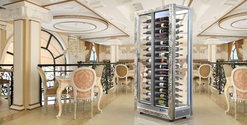 Luxusné vinoteky EXPO
