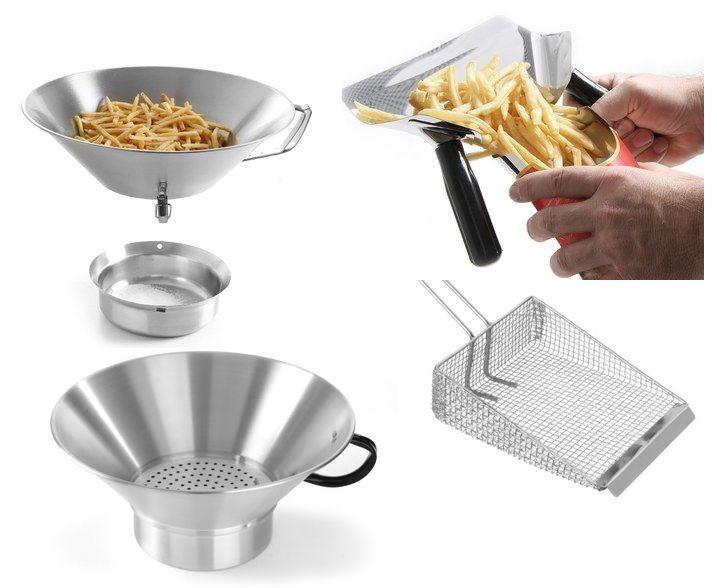 Inventář pro fritování