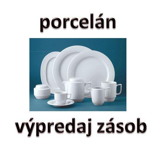 Porcelán, talíře, šálky