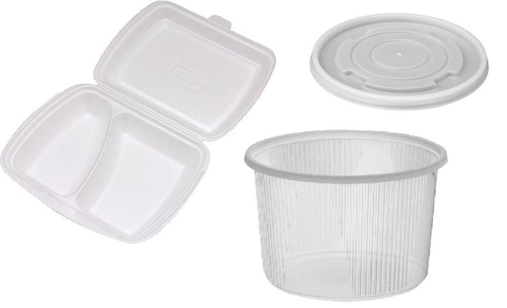 Transportné misky, menuboxy