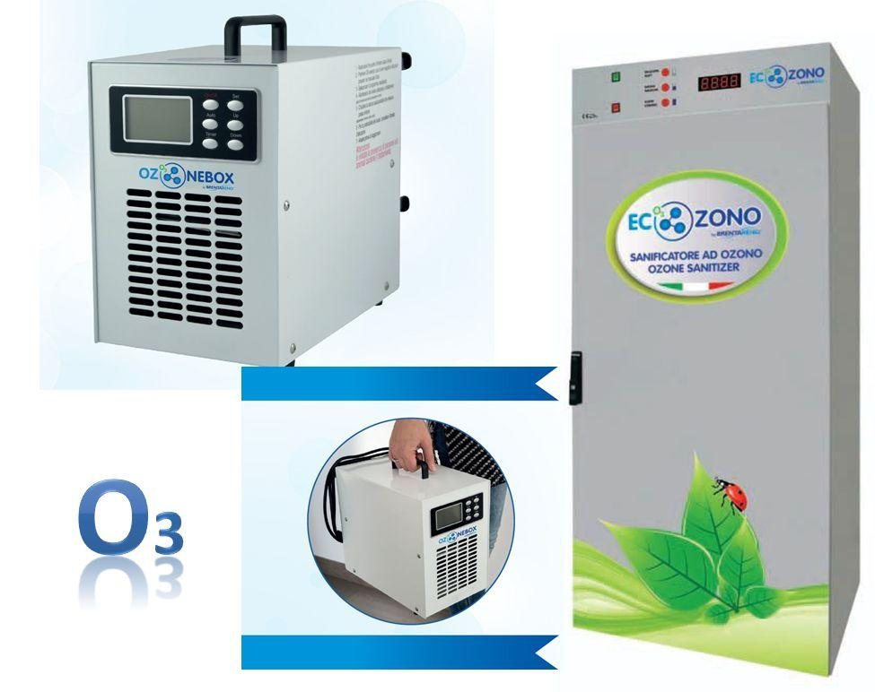 Ozónová sanitácia, desinfekcia
