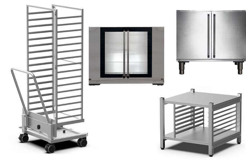 Doplnkové zariadenia a príslušenstvo pecí BakerLux