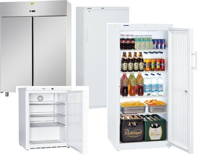 Chladničky - chladiace skrine