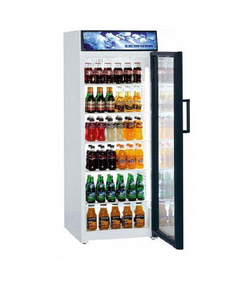Chladničky presklenné