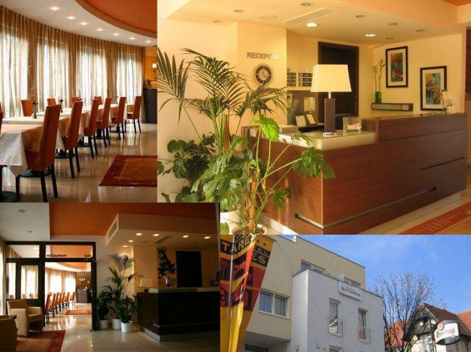 HOTEL ANTARES, Bratislava