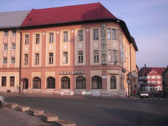 HOTEL ĎUMBIER, Brezno