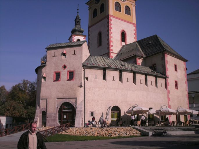 Reštaurácia BARBAKAN, B.Bystrica