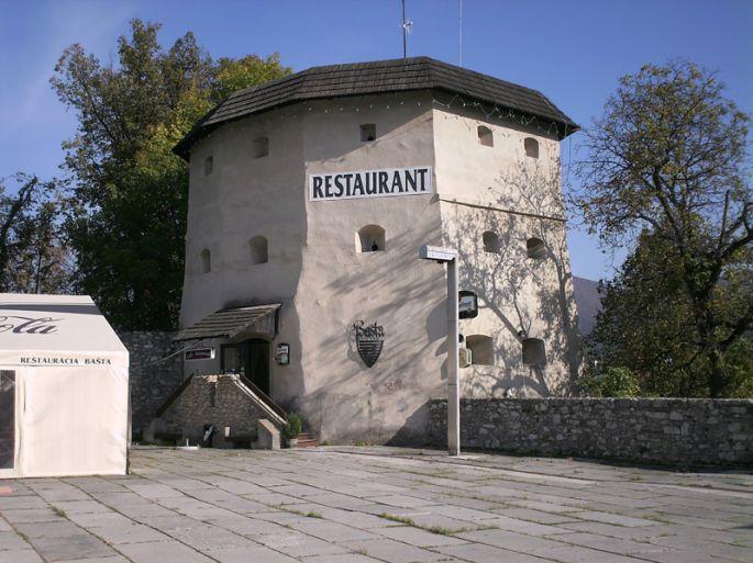 Reštaurácia BAŠTA, B.Bystrica