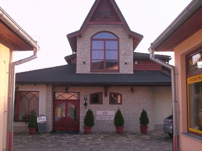 Reštaurácia ELF, Brezno