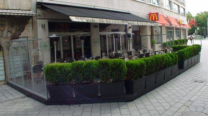 Reštaurácia MEZZO MEZZO, Bratislava
