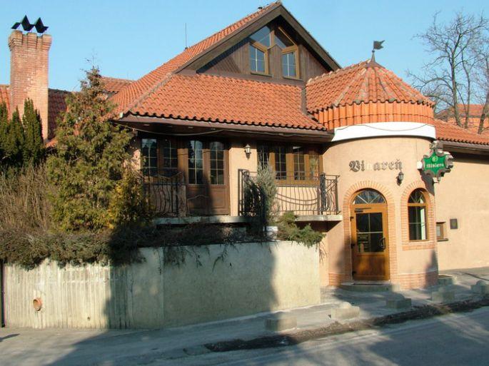 Reštaurácia RIVIERA, Bratislava