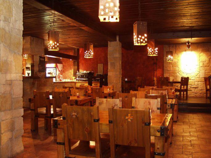 Reštaurácia TROJKA, Bratislava Lamač
