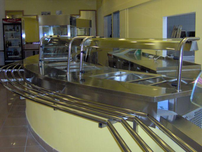 Železničná stanica Petržalka - Fast Food